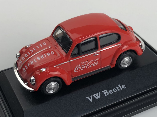 Coca-Cola VW ビートル 1962