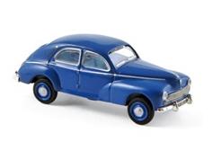 NOREV/ノレブ プジョー203 1954 ブルー 4台セット