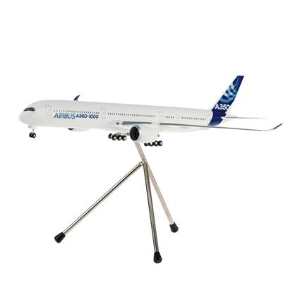 HoganWings/ホーガンウイングス A350-1000 エアバス ハウスカラー ランディングギア・スタンド付属