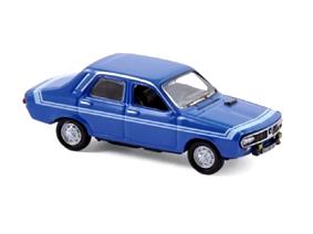 NOREV/ノレブ ルノー 12  ゴルディーニ 1971フレンチブルー (×4個)