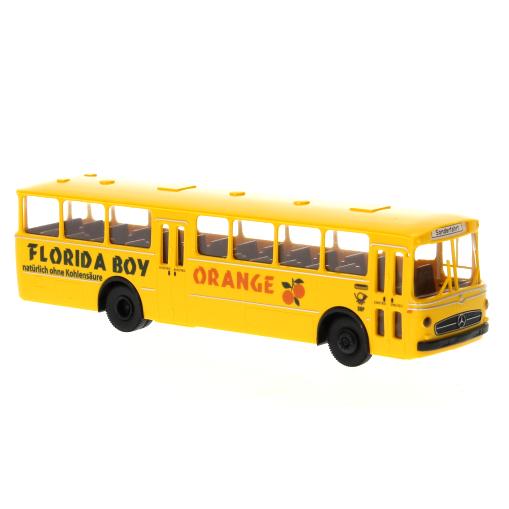 BREKINA/ブレキナ メルセデス O 317 K DBP Florida Boy orange 1970