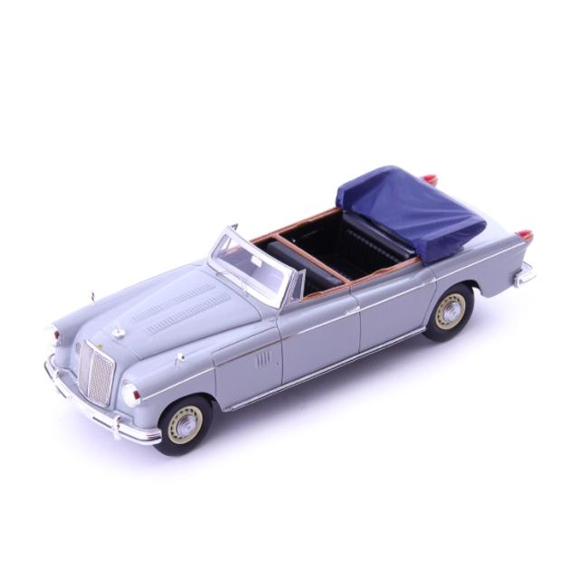 Auto Cult/オートカルト マイバッハ SW 38/42 Ponton  コンバーチブル 1950 グレー