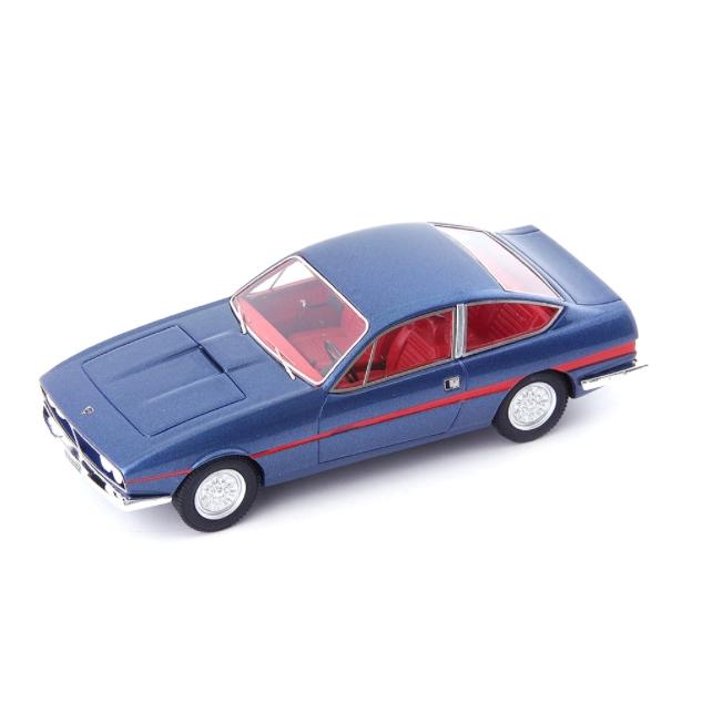 Auto Cult/オートカルト ボルボ GTZ ザガート 1969 ダークブルー