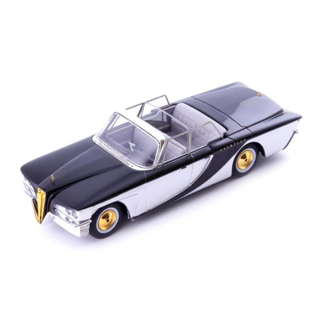 Auto Cult/オートカルト ブルック スティーヴンス Scimitar  タウンカー フェートン  シルバー/ブラック