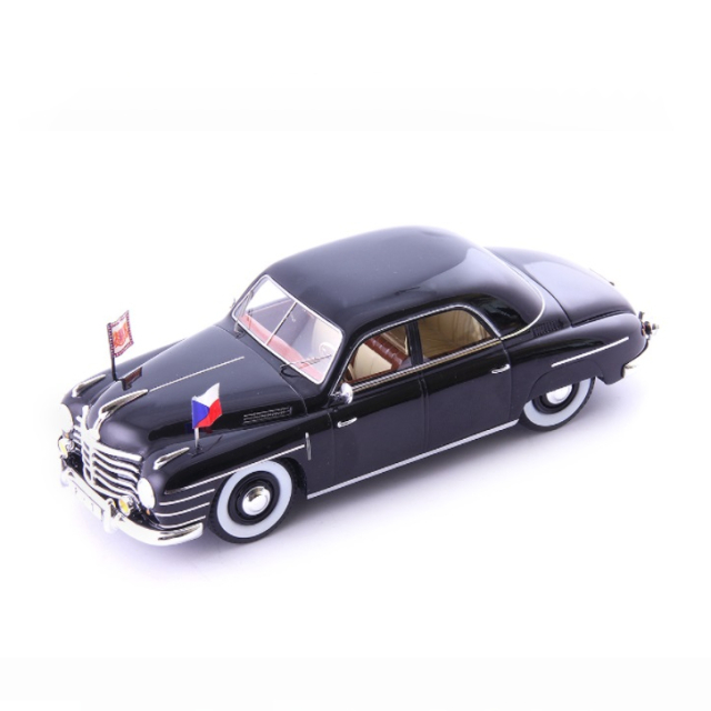 Auto Cult/オートカルト シュコダ Vos 1961 ブラック
