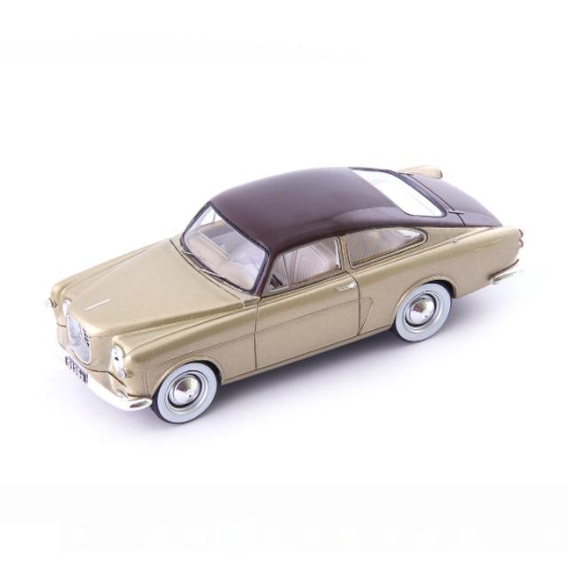 Auto Cult/オートカルト ボルボ P 179 プロトタイプ 1952 ゴールド/ブラウン