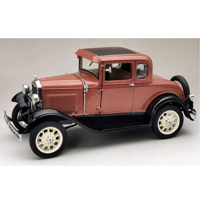 SunStar/サンスター フォード モデル A  クーペ 1931 ブラウン