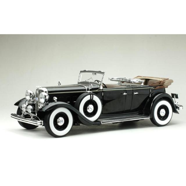 SunStar/サンスター フォード リンカーン KB  Top Down  1932  ブラック