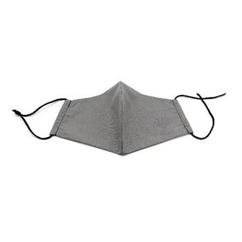 防衛ホーム新聞社 マスク 航空自衛隊 グレー×ライトグレー Lサイズ 日本製