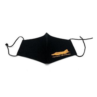 防衛ホーム新聞社 マスク PHANTOM FOR ETERNITY ブラック Mサイズ 日本製