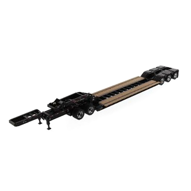 DIECAST MASTERS XL 120 Low-Profile HDG トレーラー  Outrigger Style ブースター2個付き