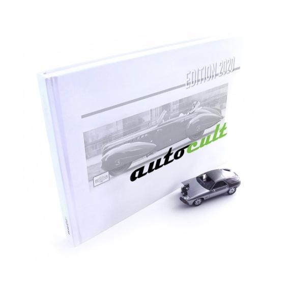 Auto Cult/オートカルト ブックオブザイヤー 2020 & ポルシェ 928 PES セット