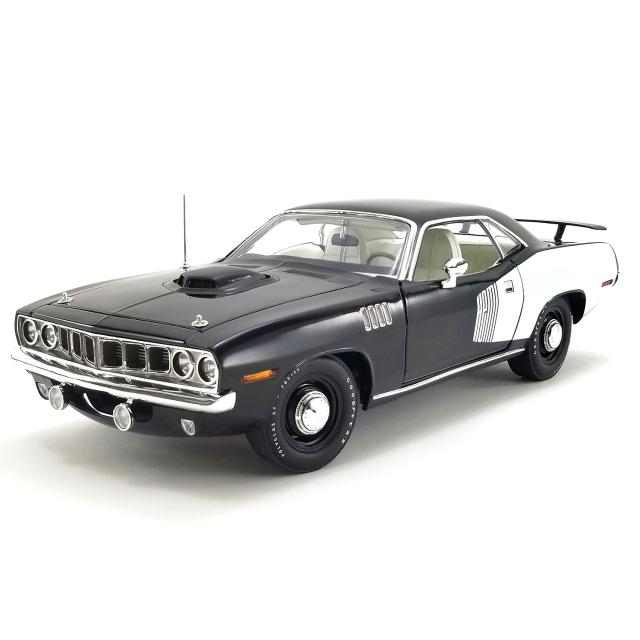 ACME/アクメ プリムス ヘミクーダ 1971  ブラック/ホワイトビルボード