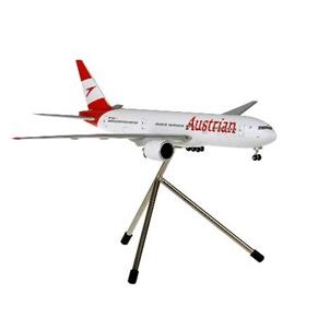 HoganWings/ホーガンウイングス B777-200 オーストリア航空 ランディングギア・三脚スタンド付属