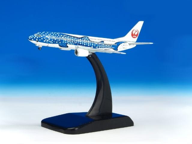 JAL/日本航空 JTA 737-400 1/400 ジンベエジェット