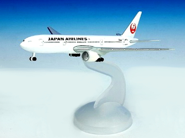 JAL/日本航空 JAL 777-200 1/600 ダイキャストモデル