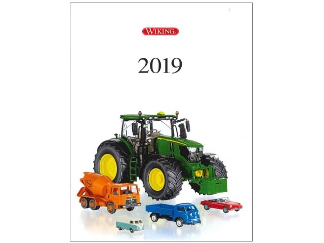 WIKING/ヴィーキング WIKING 2019年 カタログ (A4版 40ページ ドイツ語)