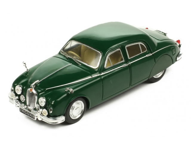 ixo/イクソ ジャガー MK 1 1957 グリーン
