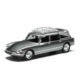 ixo/イクソ シトロエン ID19 BREAK 1960 メタリックグレー