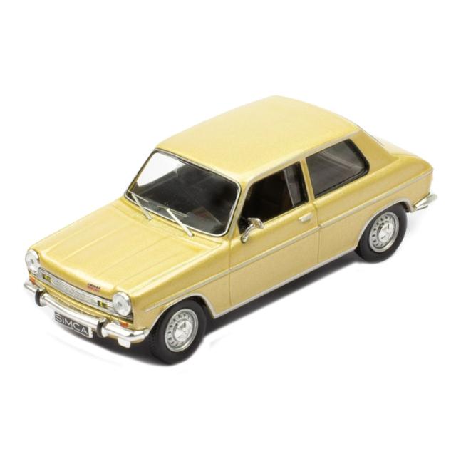 ixo/イクソ シムカ 1100  スペシャル 1970  メタリックゴールド