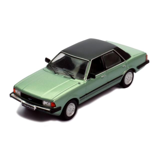 ixo/イクソ フォード タウナス ギア 1983 メタリックグリーン ?