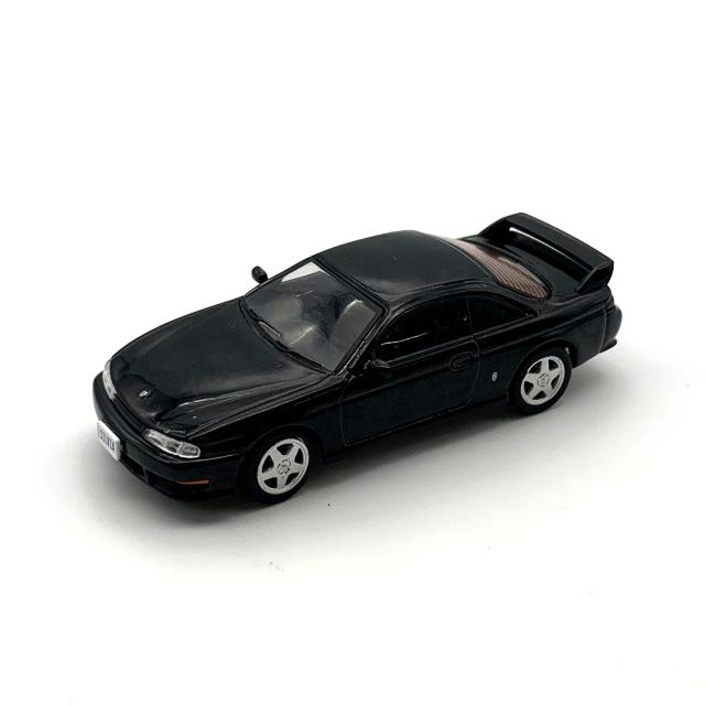 DIECAST MASTERS 日産 シルビア S14 ブラック RHD
