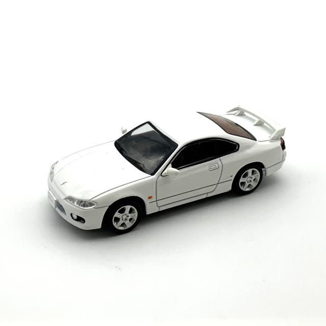 DIECAST MASTERS 日産 シルビア S15 ホワイト LHD