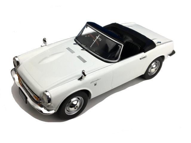 First18/ファースト18 ホンダ S800 コンバーチブル ホワイト