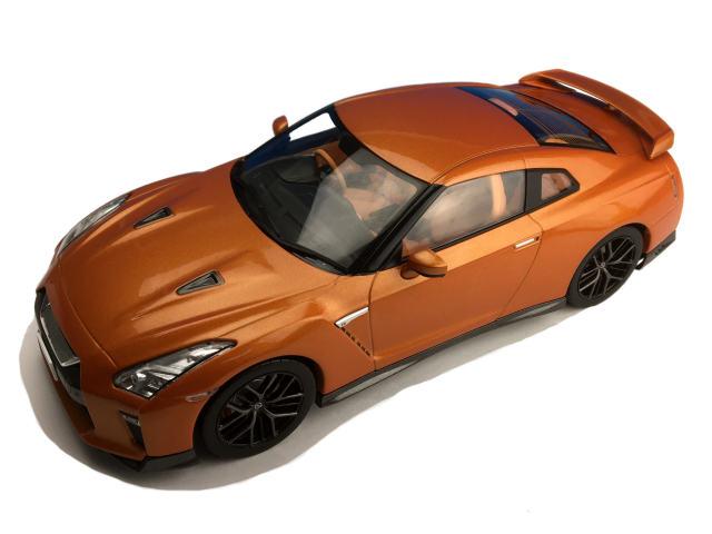 First18/ファースト18 日産  GT-R 2017 アルティメイトシャイニーオレンジ