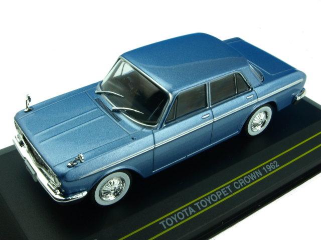 First43/ファースト43 トヨタ トヨペット クラウン 1962 ブルー