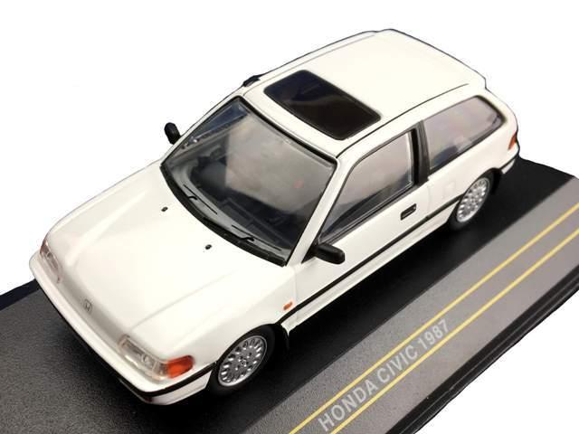First43/ファースト43 ホンダシビック 1987 ホワイト