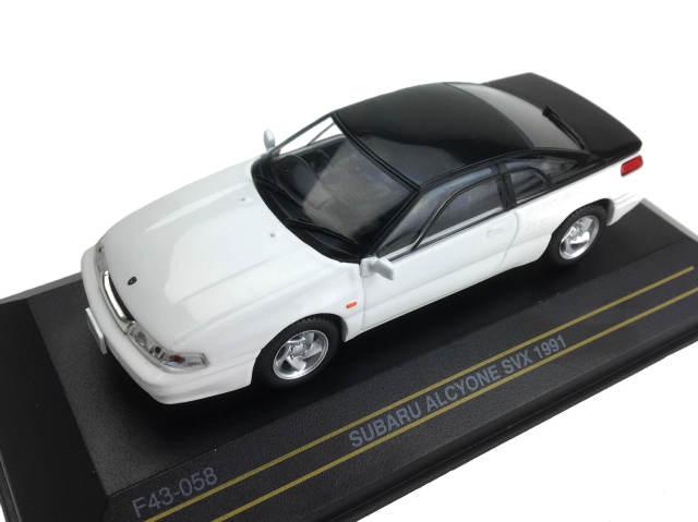 First43/ファースト43 スバル アルシオーネ SVX 1991 ホワイト