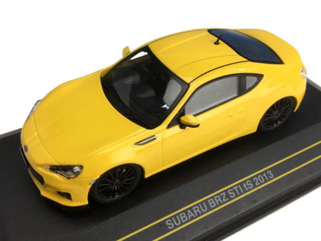 First43/ファースト43 スバル BRZ STI tS 2013 イエロー