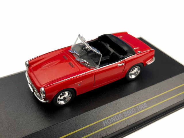 First43/ファースト43 ホンダ S800 1966 オープンルーフ レッド