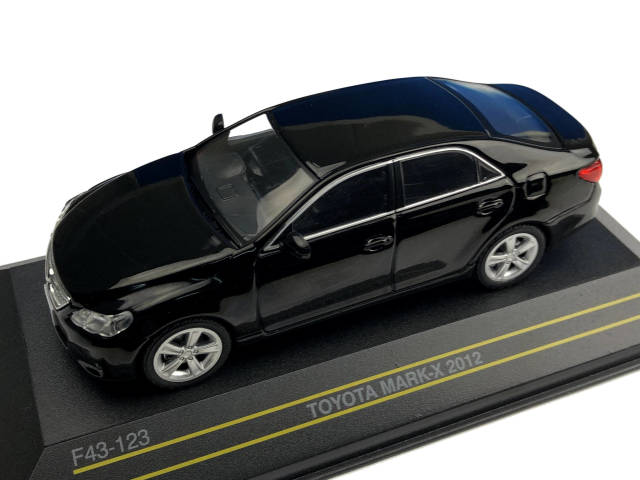 First43/ファースト43 トヨタ マークX 2012 ブラック