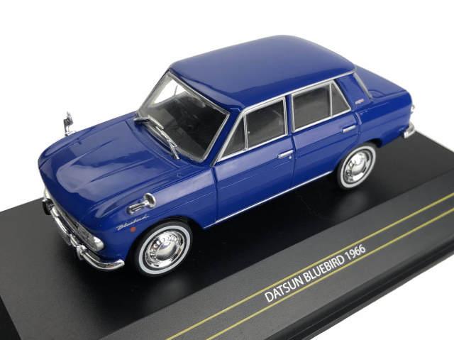 First43/ファースト43 ダットサン ブルーバード  1966年 ブルー