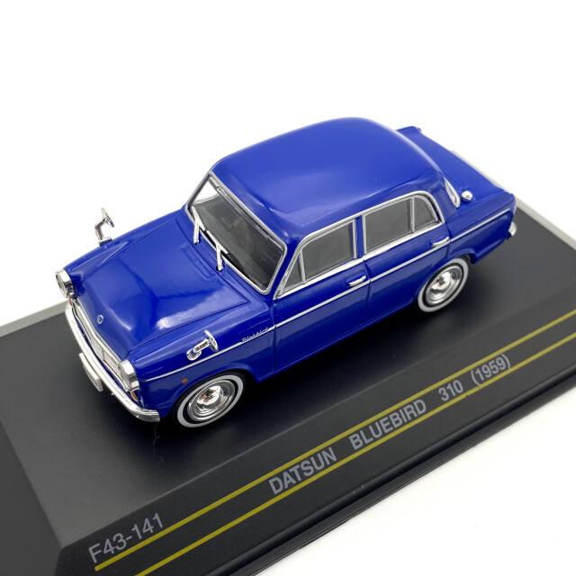First43/ファースト43 ダットサン ブルーバード 310 1959 ブルー