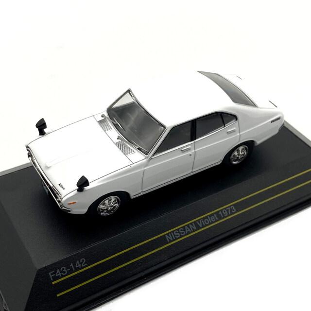 First43/ファースト43 ニッサン バイオレット 1973  ホワイト