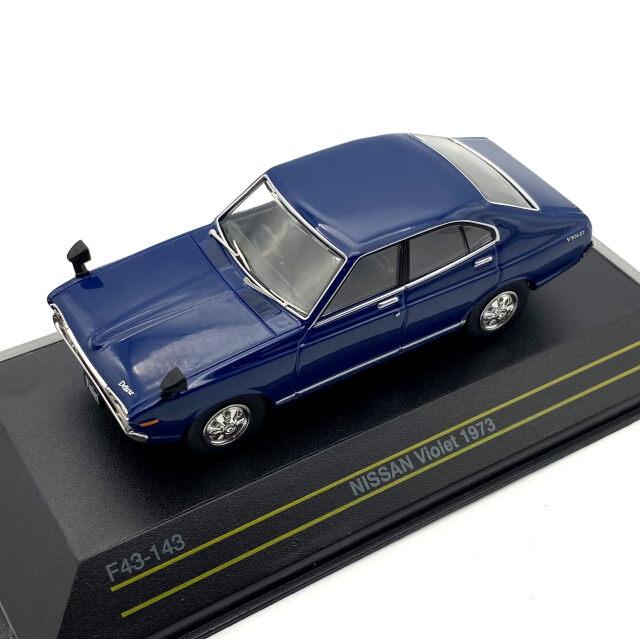 First43/ファースト43 ニッサン バイオレット 1973  ブルー