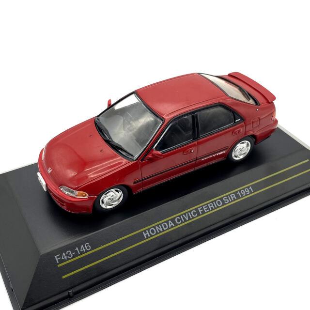 First43/ファースト43 ホンダ シビックフェリオ SiR 1991 レッド