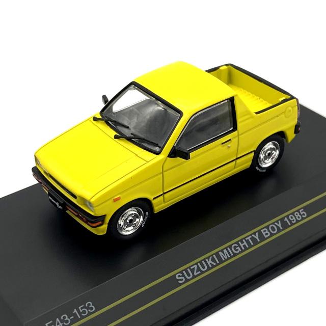 First43/ファースト43 スズキ マイティボーイ 1985 イエロー