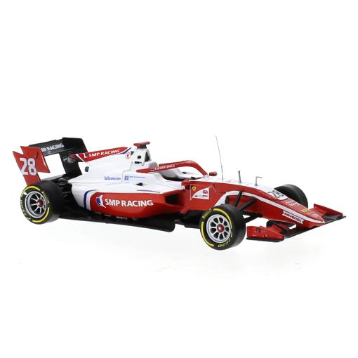 ixo/イクソ DALLARA F3 2019年ポール・リカールGP #28 R.Schwartzman F3 Champion
