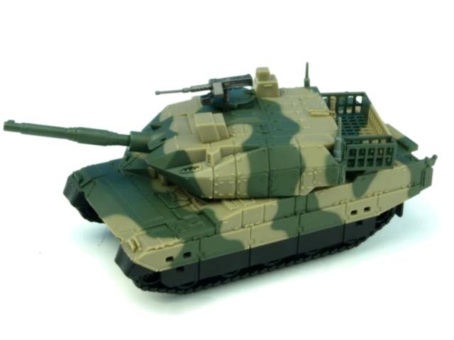 プルバック 10式戦車