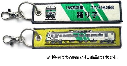 ししゅうダグ 185系電車 クハ185形0番台 踊り子
