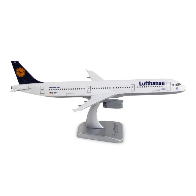 HoganWings/ホーガンウイングス A321 ルフトハンザドイツ航空 Bingen ランディングギア・スタンド付属