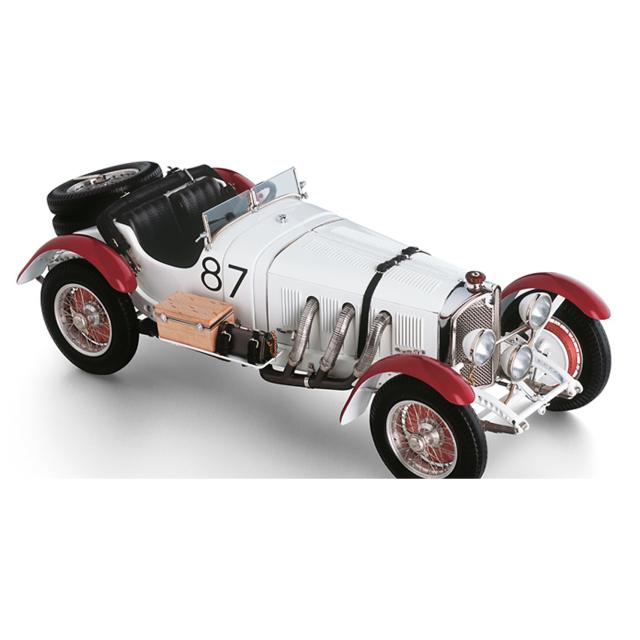 CMC/シーエムシー メルセデス・ベンツ SSKL 1931年 ミッレ・ミリア優勝車 #87
