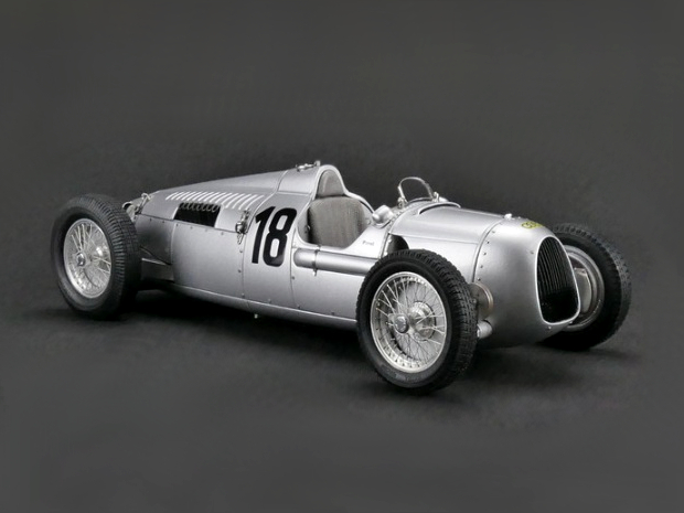 CMC/シーエムシー アウト・ウニオン タイプC Eifel Race 1936 No.18