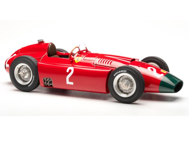 CMC/シーエムシー フェラーリ D50 long nose 1956年ドイツGP #2 Collins