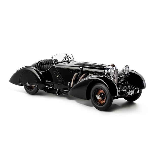 CMC/シーエムシー メルセデス・ベンツ SSK Black Prince 1934