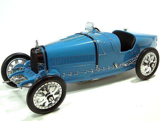 ブガッティ T35 (1924) ライトブルー